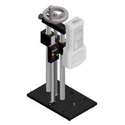 Support stand for force meter